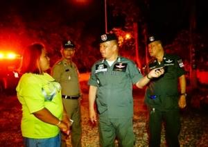 ตำรวจพัทลุงเตรียมขอออกหมายจับทหารพรานปัตตานี ควงอาวุธสงครามยิงถล่มบ้านเมียเก่า