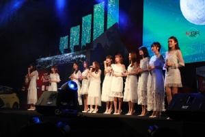 """BNK48 เปิดตัวเพลงใหม่ """"มายยู"""" นำ 11 สมาชิก ร้องสดโชว์แฟนคลับ"""