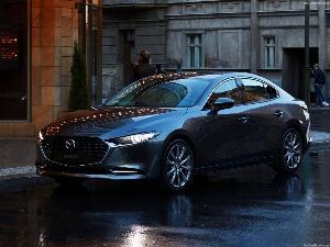 Mazda 3 โฉมใหม่มาพร้อม Skyactive-X
