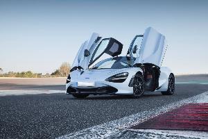 McLaren 720S  รถแข่งฟอร์มูล่าดีๆ นี่เอง