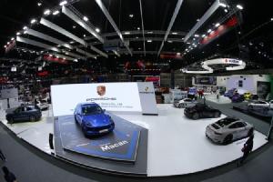 เปิดตัว ปอร์เช่ มาคันน์ ใหม่ อย่างเป็นทางการที่งาน  Motor Expo 2018