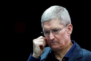 Tim Cook ซีอีโอ Apple