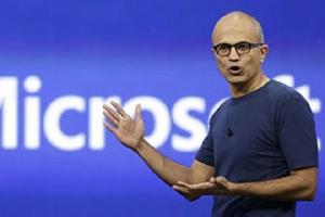 Satya Nadella ซีอีโอ Microsoft