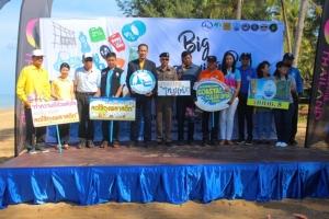 """ททท.พังงา เก็บขยะ ลด โลก เลอะ ภายใต้แคมเปญ """"Big Cleaning Day 2018 @ Phangnga"""""""
