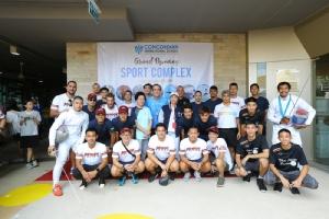 โรงเรียนนานาชาติคอนคอร์เดียน เปิด Sport Complex ส่งเสริมสุขภาพนักเรียน