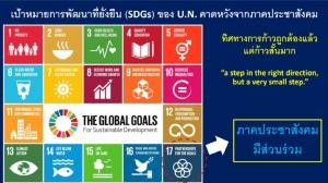 ภาคประชาสังคมกับอนาคตประเทศไทย : ความคาดหวังและความท้าทาย / ประสาท มีแต้ม