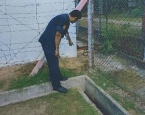 ราชทัณฑ์แจง 2 ผู้เข้ารับการตรวจพิสูจน์หนีจากสถานที่ควบคุม กำลังตามล่า