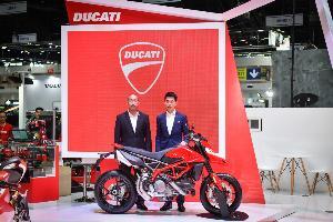 ดูคาติ เขย่าวงการ เปิด 7 รุ่นใหม่ ใน Motor Expo 2018