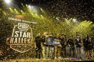 """สุดยอด! ทีมชาติไทยคว้าแชมป์โลก """"PUBG Mobile Star Challenge"""""""