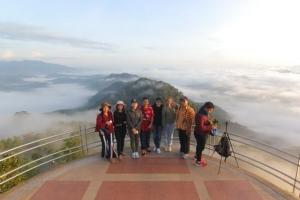ทะเลหมอก ที่อัยเยอร์เวง อ.เบตง จ.ยะลา จุดชมวิวทะเลหมอกสวยที่สุดแห่งหนึ่งของเมืองไทย