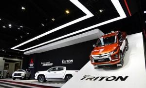มิตซูบิชิ มอเตอร์ส ประเทศไทย โชว์รถรุ่นใหม่ Motor Expo 2018