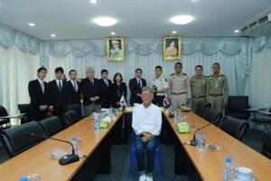 ราชทัณฑ์โอนนักโทษญี่ปุ่นกลับประเทศ 1 ราย