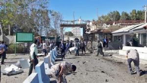 คนร้ายกด 'คาร์บอมบ์' ถล่มหน้าสนง.ตำรวจในเมืองท่าชาบาฮาร์ของอิหร่าน-ดับอย่างน้อย 4 ศพ