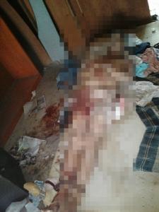 ฆ่าโหดเจ้าของร้านเฟอร์นิเจอร์ใน อ.บางละมุง สภาพถูกมัดมือ เท้า และคอ ก่อนใช้มีดแทงดับ