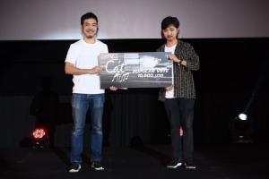 "GPX และ Cat Radio จัดงานประกาศผลรางวัล ""Cat Film เอาเพลงมาทำเป็นหนัง"""