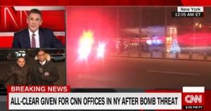 In Clip : ระทึก! สั่งอพยพ CNN ทั้งสำนักงานใหญ่กลางนิวยอร์กด่วน หลังโดนขู่วางระเบิด