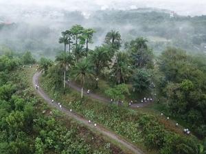 ป.ป.ช.ยะลา จัดวิ่งต้านโกง วันคอร์รัปชันสากล (ประเทศไทย) Yala Fun Trail ไม่เอาโกง