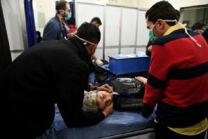 สหรัฐฯ จวก 'มอสโก' ใส่ร้ายกบฏซีเรียใช้ 'แก๊สพิษคลอรีน' ถล่มอะเลปโป