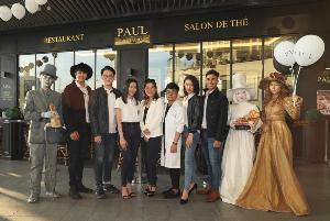 """PAUL เปิดสาขาล่าสุด เผยโฉมคอนเซ็ปต์ใหม่ """"PAUL Le Café"""" ที่แรกในไทย  ณ ชั้น 1 โซนเมกา ฟู้ดวอล์ค ศูนย์การค้าเมกาบางนา"""