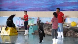 สวนสัตว์ขอนแก่นคึกคักรับนักท่องเที่ยววันหยุดยาว