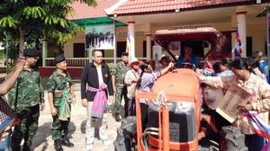 สัมพันธ์ยังดี หน่วยงานความมั่นคงไทย-กัมพูชา ช่วยตามรถไถชาวบ้านตาพระยา กลับคืน