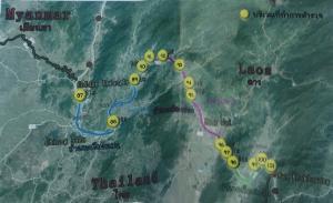จีนเดินหน้าเปิดร่องน้ำล้านช้าง-เลื่อนทำอีไอเอไทย กระทบเรือน้ำโขงสามเหลี่ยมทองคำ-หลวงพระบาง