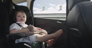 เคล็ดลับ! ขับรถปลอดภัยไปกับลูกน้อย
