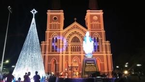 """จันทบุรี เตรียมจัดงาน"""" Chanthaburi Miracle Christmas 2018 """"อย่างยิ่งใหญ่"""
