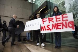 ศาลอนุมัติประกันตัวผู้บริหารหัวเว่ย ด้าน 'ทรัมป์' แย้มอาจแทรกแซงคดี หากช่วยให้บรรลุดีลการค้ากับจีน