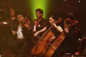 """อ.ไข่ มาลีฮวนน่าขอบคุณมวลมิตรดนตรีร่วมบันทึกความทรงจำดีๆ """"พันธุ์เล-๑ooo โล...พรรลำ ภาคบริบูรณ์ ยกระดับคอนเสิร์ตสุดแกรนด์กลางกรุง"""