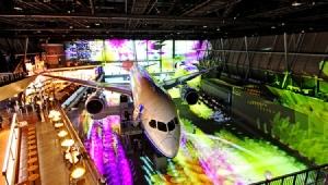 ไฟล์ท ออฟ ดรีม สีสันใหม่ของสนามบินชูบุ เซ็นแทรร์