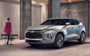 """เชฟโรเลต เตรียมรถใหม่  เล็ง """"เบลเซอร์"""" ลุยSUV"""