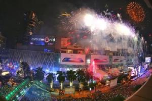 Thailand & AIS Bangkok Countdown 2019 ณ ลานหน้าศูนย์การค้าเซ็นทรัลเวิลด์