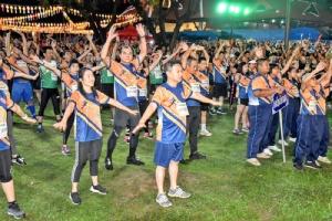 ซีพีเอฟ รันฟอร์ชาริตี้ ส่งท้าย ปี 61 ส่งเสริมคนไทยรักสุขภาพ ใส่ใจสังคม สานต่อปี 3 ประเดิม ปี 62 เดิน-วิ่ง การกุศล เขาพระยาเดินธง