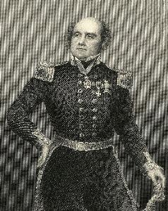 ภาพเหมือน Sir John Franklin