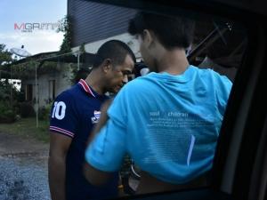 ตร.พัทลุงบุกจับเยาวชนเปิดบ้านมั่วสุมเสพยา เผยตั้งตัวเป็นเอเยนต์ขายให้กลุ่มวัยรุ่น