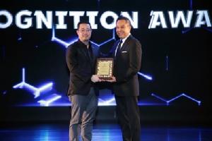 คิง เพาเวอร์ รับรางวัล PRESIDENT'S SPECIAL RECOGNITION AWARD 2018