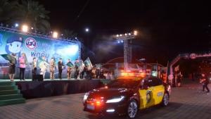 ผลิตภัณฑ์แบรนด์ผนึกตำรวจทางหลวง ร่วมรณรงค์ขับขี่ปลอดภัยเทศกาลปีใหม่