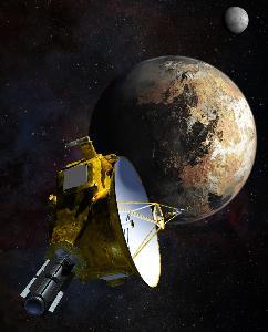 ปีใหม่นาซามีนัดพบวัตถุอยู่ไกลกว่าดาวพลูโต