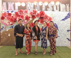 เคป แอนด์ แคนทารี จัดฉลองเทศกาลใบไม้ร่วงแบบญี่ปุ่น