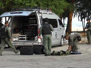 คืบหน้าเหตุระเบิดสงขลา หน่วยอีโอดีตรวจพบระเบิดอีก 3 ลูก ก่อนเข้าเก็บกู้สำเร็จ