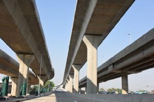 """วิ่งฉลุย! รฟม.เปิดสะพานข้ามแยกเกษตร-ถนนใหม่เชื่อม """"พหลโยธิน-ลำลูกกา"""""""