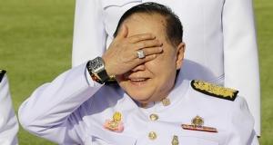 พล.อ.ประวิตร วงษ์สุวรรณ รองนายกรัฐมนตรี และ รมว.กลาโหม(แฟ้มภาพ)