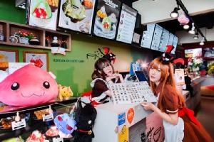"""""""Ragnarok M"""" เปิดตัวร้านคาเฟ่ครั้งแรกในประเทศไทย"""