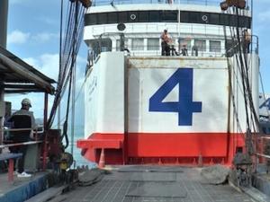 คุมเข้มความปลอดภัยเกาะสมุยรับปีใหม่ ตรวจคัดกรองท่าเรือ แหล่งท่องเที่ยว