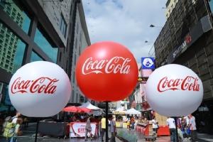 """""""โคคา-โคลา"""" เปิดประสบการณ์คอนเสิร์ตสุดชิลล์สุดซ่าเพื่อคนยุคใหม่! """"ต้องไร้ขยะ"""" 'Coca-Cola Presents Siam Music Festival'"""
