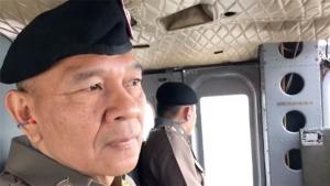 พลตำรวจโทสุรชัย  ควรเดชะคุปต์ ผู้บัญชาการตำรวจภูธรภาค 4
