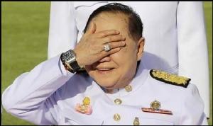 พล.อ.ประวิตร วงษ์สุวรรณ รองนายกรัฐมนตรีและรัฐมนตรีว่าการกระทรวงกลาโหม