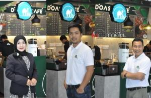 ทีมผู้บริหาร DOASIS Café