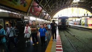 รถไฟฯเสริม4 ขบวน พร้อมรับเดินทางกลับกทม. 1-2 ม.ค.62